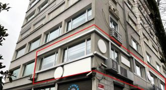 Nişantaşı Abdi İpekçi Satılık Köşe Tabela  Değerli 250m² Ofis Katı Satılıktır